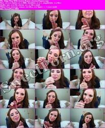 Mark's head bobbers and hand jobbers Edge Play With Jessica Rayne (Jessica Rayne) Thumbnail