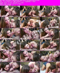 Mark's head bobbers and hand jobbers Claire and Ashton's POV blowjob (Claire Heart and Ashton Monroe) Thumbnail
