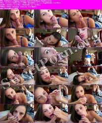 Mark's head bobbers and hand jobbers Ashlynn's edging orgasm control (Ashlynn Taylor) Thumbnail
